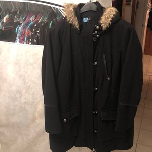 Torrid size 3 heavy jacket